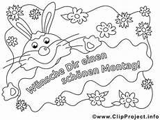 Ausmalbilder Hasen Baby Hase Sch 246 Nen Montag Ausmalbilder F 252 R Kinder Kostenlos