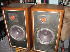 the large advent speakers real wood version