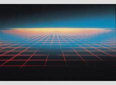 grid, Digital Art, Tron, Artwork, Abstract, Geometry