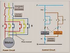 power control circuit for forward and motor elec eng world