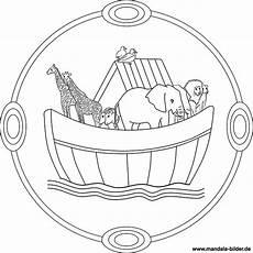 Malvorlagen Arche Noah Ausdrucken Arche Noah Mandala Religion Zum Ausdrucken