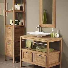 bois pour meuble meuble bois salle de bain leroy merlin salle de bain en bambou meuble vasque bois