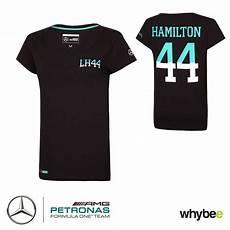 Hamilton Mercedes Shirt