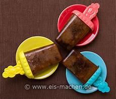 Eis Selber Machen Rezept - eis rezept colaeis am stiel selbst machen