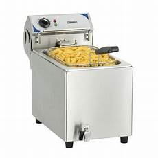 Friteuse Professionnelle 224 Poser 10 Litres Casselin