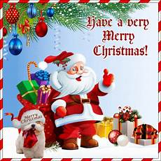a very merry christmas free santa claus ecards greeting cards 123 greetings