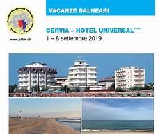 vacanze cervia vacanze balneari a cervia 2019 pftm