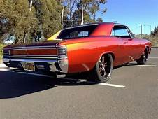 1967 Chevrolet Chevelle Coupe Pro Touring One Of A Kind 9