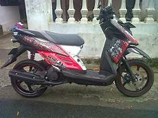 Motor X Ride Modif by Gambar Modifikasi Motor Yamaha X Ride Terbaru Modifikasi