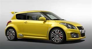 Suzuki Swift Sport On Sale In Early 2012 But Not US