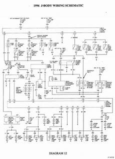 1996 chevy cavalier headlight wiring diagram repair guides wiring diagrams wiring diagrams autozone