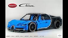 Lego Bugatti Chiron 1 8