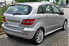 Datei Mercedes B 200 20090517 Rear Jpg