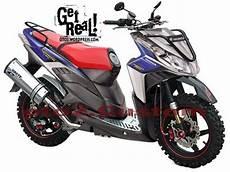 Modifikasi Beat Cbs by Honda Vario Cbs Techno Gang Dimodifikasi Modif Sepeda