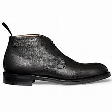 cheaney jackie iii r men s black chukka boot made in england