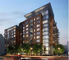 Apartment In Arlington Va by Kettler S New High Rise Revives Post Office Site And
