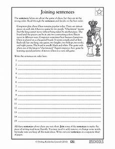 paragraph writing worksheets for grade 6 22968 3rd grade 4th grade 5th grade reading writing worksheets putting sentences in order 4th