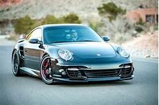 Switzer Performance E911 Porsche 911 Turbo 997 E85 Flex