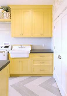 10 reasons why you should paint your laundry room yellow domino