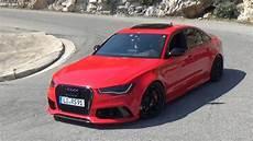 L Audi La Plus Bruyante Audi Rs6 C7 Sedan Rs6