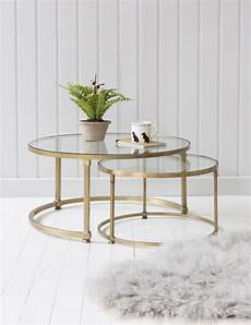 Glass Top Coffee Table Uk stacking glass coffee table set grey