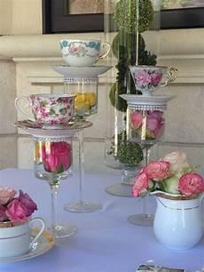 tea party bridal shower ideas tea party bridal shower