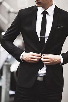 Costume Noir D 233 Couvrez Comment L Assortir 224 Une Chemise