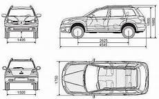 Mitsubishi Outlander Abmessungen - der outlander grafisch
