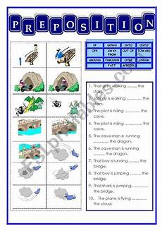 prepositions of movement esl worksheet by marsala