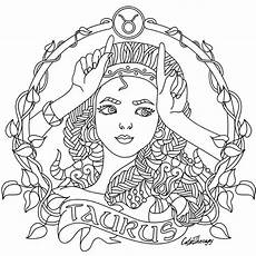constellation of taurus worksheet taurus zodiac colouring page coloring collections