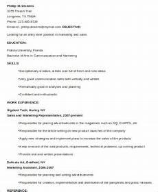 sle sales resume skills 9 exles in word pdf
