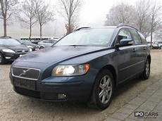 automobile air conditioning service 2006 volvo v50 lane departure warning 2006 volvo v50 2 0d dpf momentum xenon pdc egsd car photo and specs