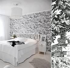 Papier Peint Toile De Jouy Noir Et Blanc Papier Peint