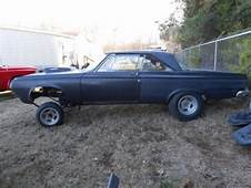 Buy Used 1964 64 PLYMOUTH BELVEDERE STRAIGHT AXLE GASSER