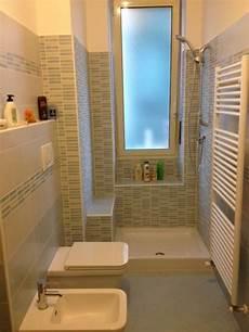 interno bagno bagno doccia con sedile in muratura www edilgrippa it nel