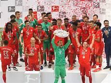 Bayern Neue Spieler - bayern munich claim bundesliga title in style sport