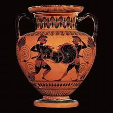 vasi greci scuola primaria trojan war and become immortalized in homer s epic