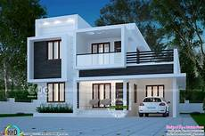 kerala model house plans 1873 square feet box model house design kerala home