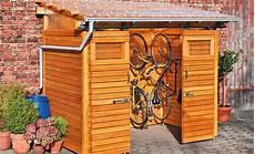 Fahrradschuppen Aus Holz Bike Storage Fahrradschuppen