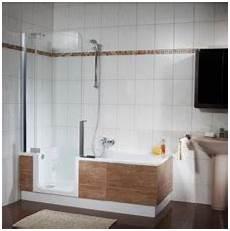 Badewanne Und Dusche Kombiniert - badewanne und dusche in einem twinline badewanne artweger