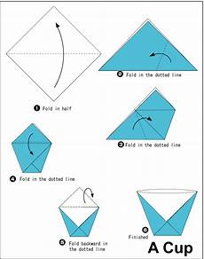Cup Easy Origami For
