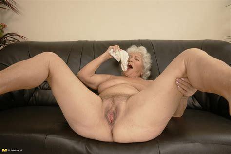 Granny Solo Sex