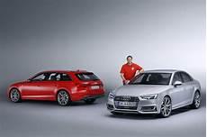 Audi A4 2015 Test Sitzprobe In Der Neuen Mittelklasse