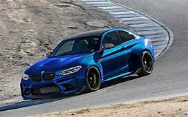BMW M2 CS Competition Will Feature New Exterior And