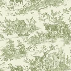 toile de jouy papier peint 18e siecle decoration and fashion papier peint toile de