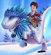 Image result for christmasaurus