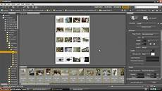 adobe bridge tutorial how to create a contact sheet