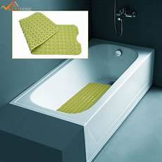 40cmx100cm nonslip bathtub mat safety cups for