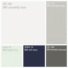 benjamin color scheme trim ceiling chantilly lace