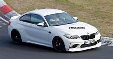f87 bmw m2 cs with 445 hp manual gearbox due